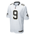 New Orleans Saints - D. Brees #9 Away Jersey