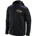 Baltimore Ravens - Nailhead Full-Zip Hoody