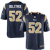Los Angeles Rams - A. Ogletree # 52 Home Jersey