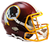 Washington Redskins Speed Replica Helmet
