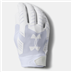 UA 1304694 F6 Gloves White